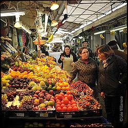 Para sua satisfação, faça compras no Mercado do Bolhão