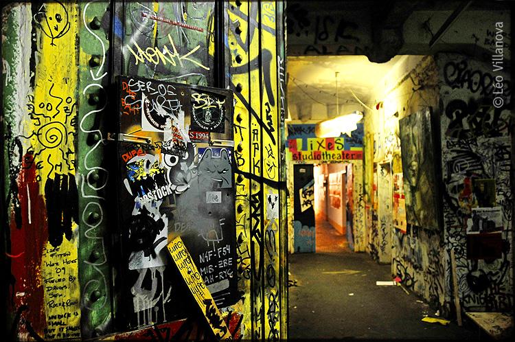Tacheles, o caleidoscópio punk de Berlin
