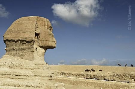 Cairo - Esfinge 700