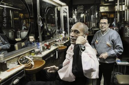 Cairo - Na barbearia 700