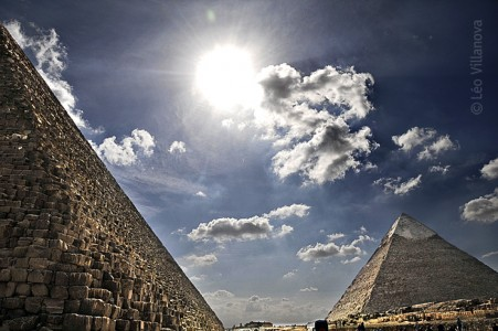 Cairo - Piramides700