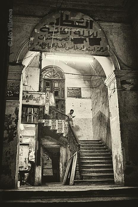 Cairo - Predio decadente 700