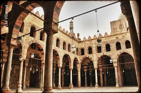 Cairo - velha mesquita 700
