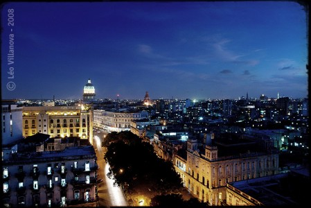 Habana noche