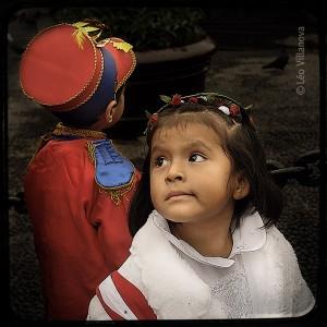 Lima - Criancas civicas