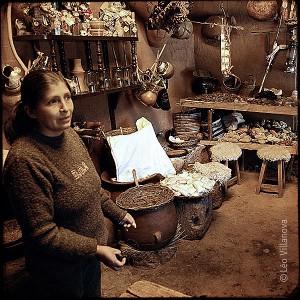 Valle Sagrado - Senora da Chicha
