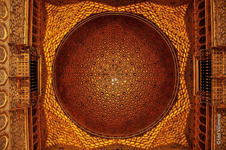 - Alcazar - domo arabe decorado 800