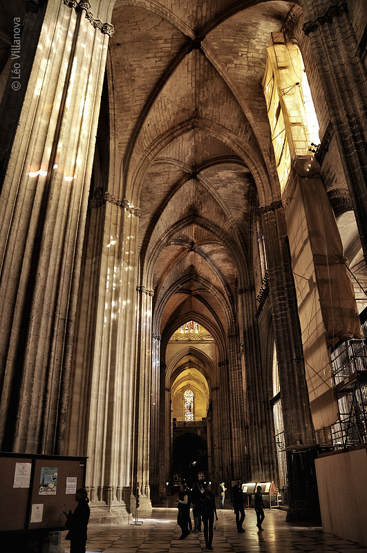 Catedral - arco ogival