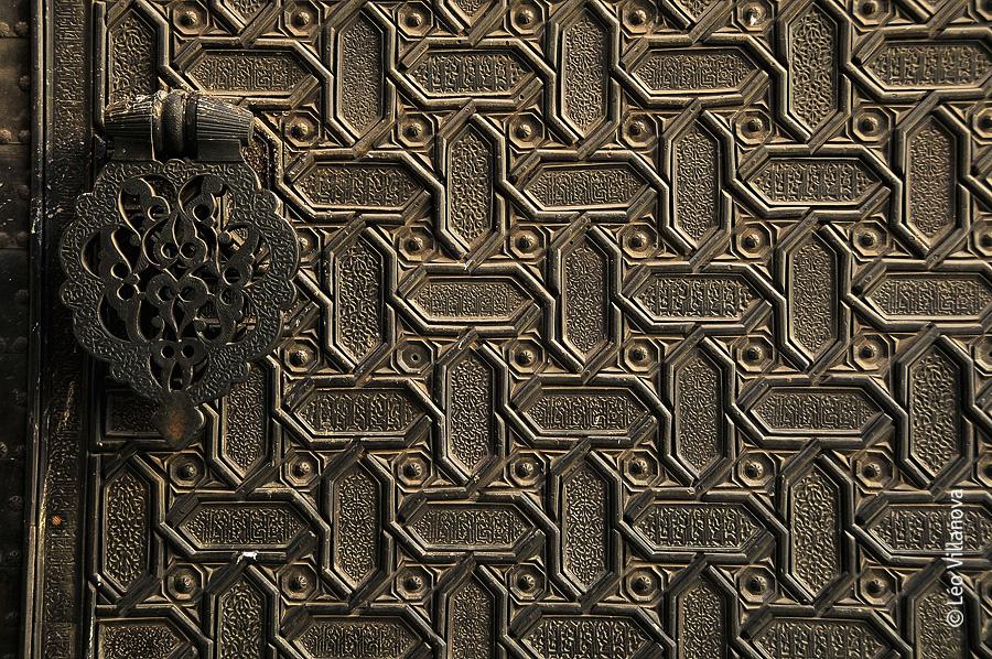 Sevilla – Catedral – Detalle de la puerta