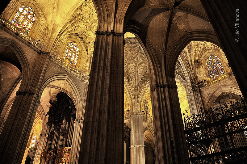 - Catedral - interior 800