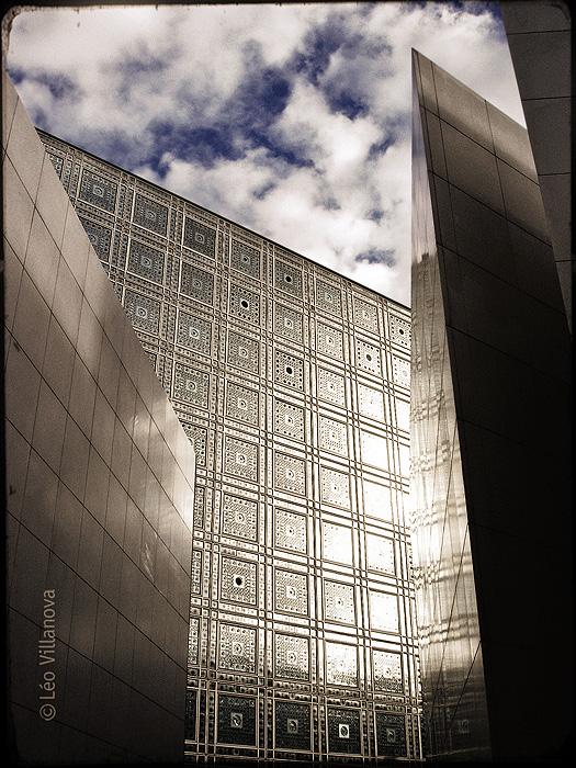 - Institut du Monde Arabe - Detail 03