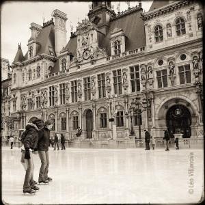 - Paris - Hotel de Ville