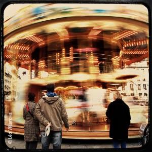 - Paris - carousel