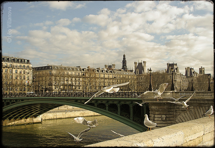 Paris – Pont au Change