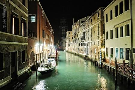 Venezia - Canal Noturna 01