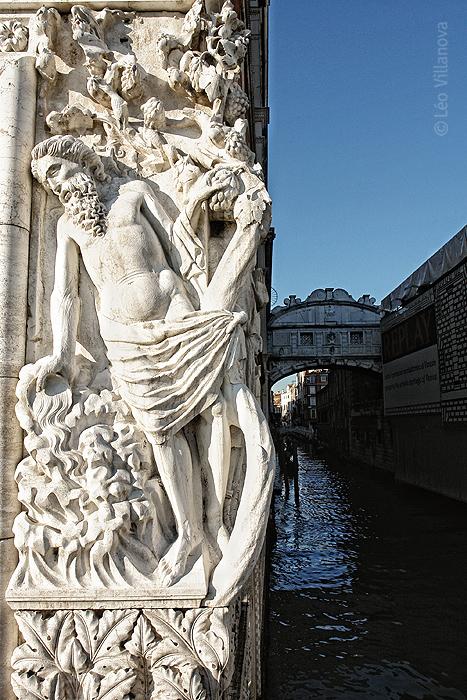 Venezia - Estatua