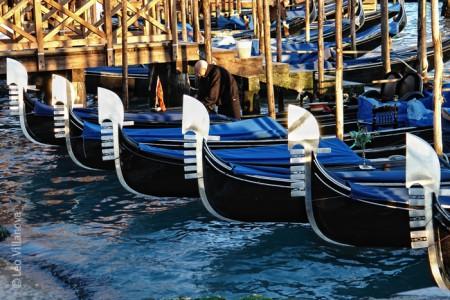 Venezia - Gondoloe