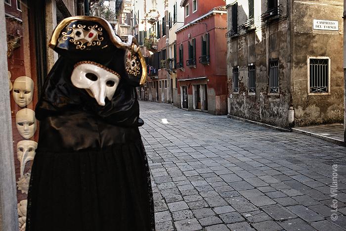 Venezia - Masccherato
