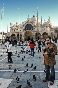 Venezia - Piazza di San Marco 01