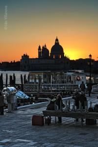 Venezia - Por do sol