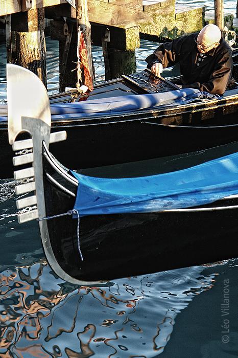 Venezia - fim de expediente
