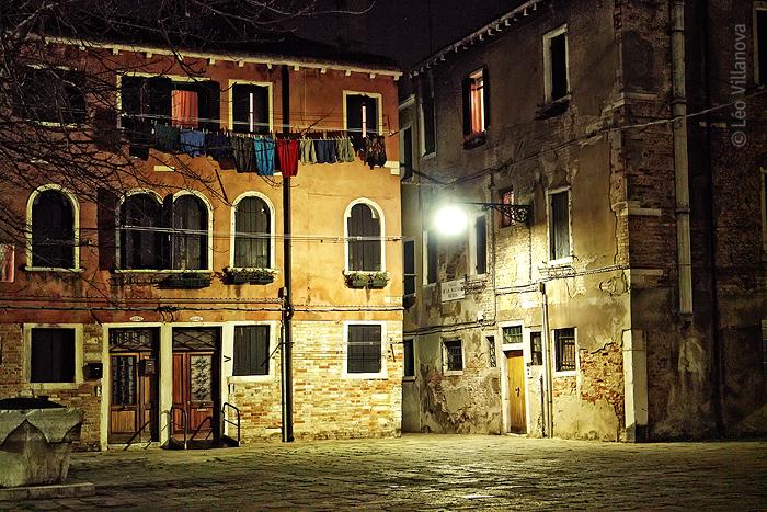 Venezia – Durante la notte
