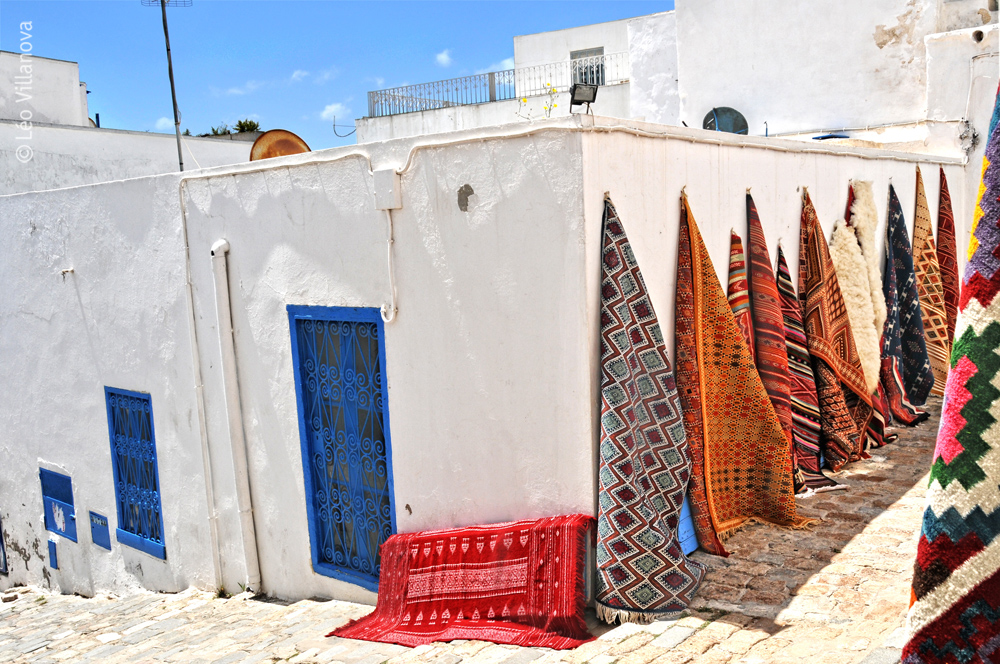 Sidi Bou Saïd – Casa do Tapeceiro
