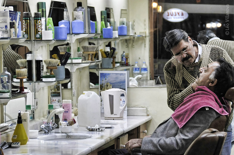 Istanbul - Barber Shop