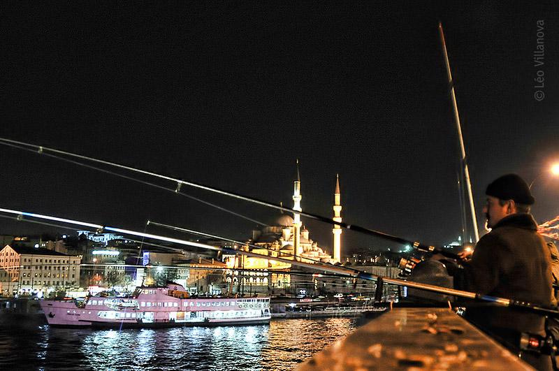Istanbul - Galata Bridge 03