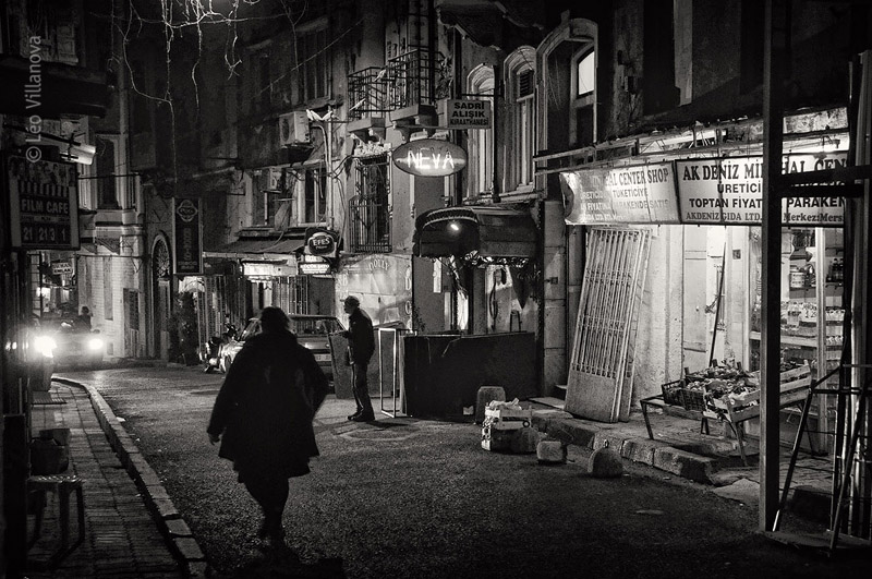 Istanbul - Nocturne 01 PB