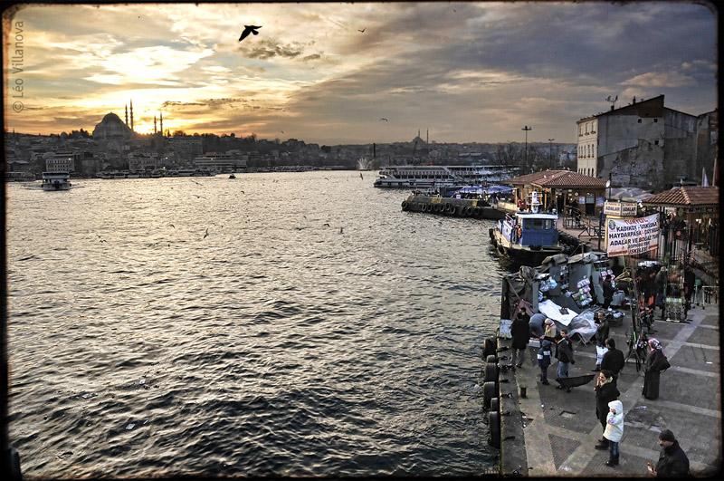 Istanbul - Sunset 04