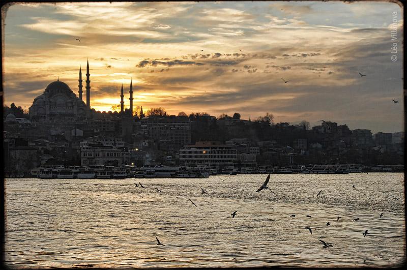 Istanbul - Sunset 05