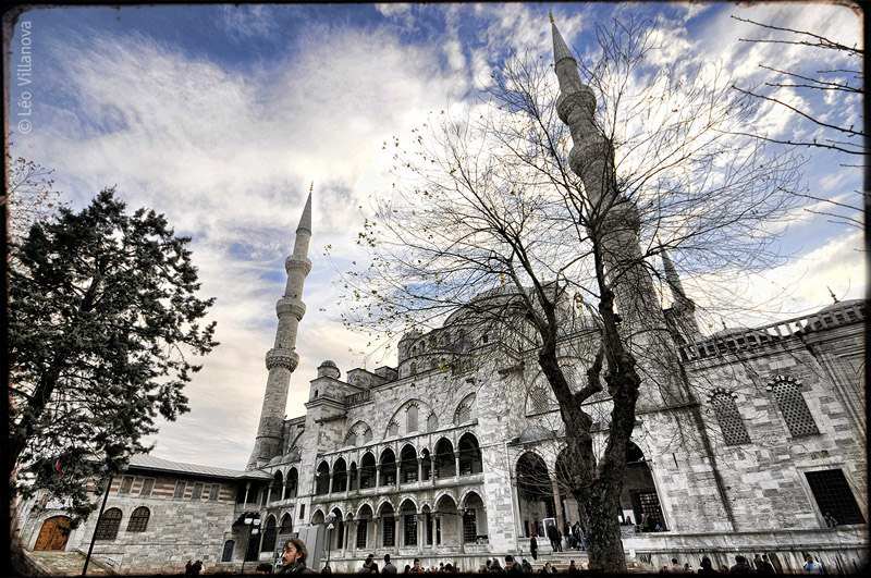 Istanbul - The Blue Mosque 01