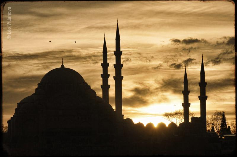 Istanbul - sunset 02
