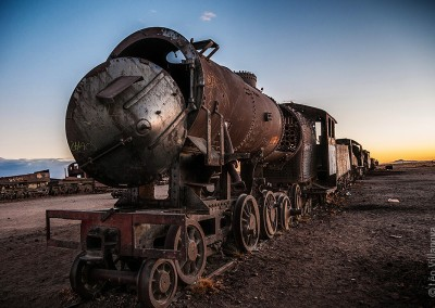 10 - Locomotiva