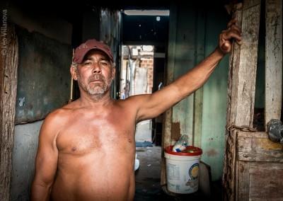 17 - O pescador Valdevito Santos