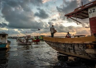 21 - Barcos de pesca
