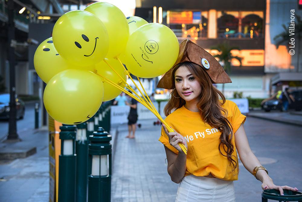 Bangkok - Siam Square 44 - promotoras